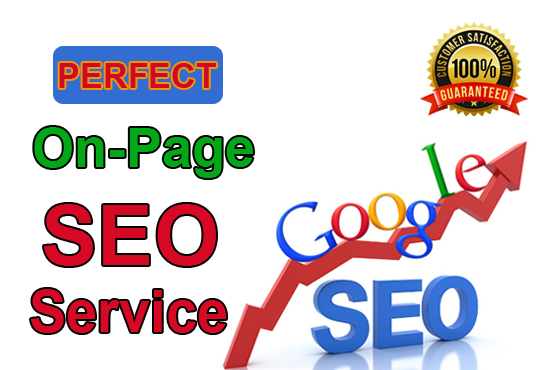 I will do high quality on page SEO for any website
