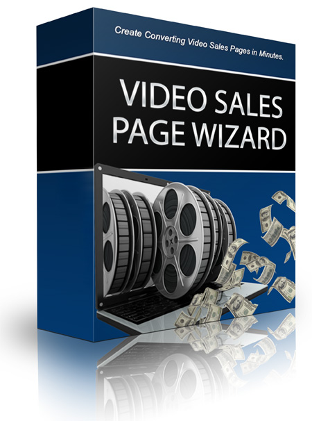 Easy Video Sales Pages software