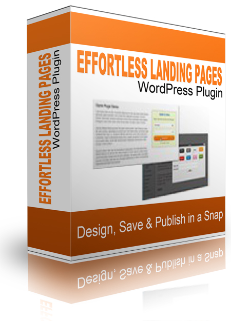 Effortless Landing Pages WP Plugin