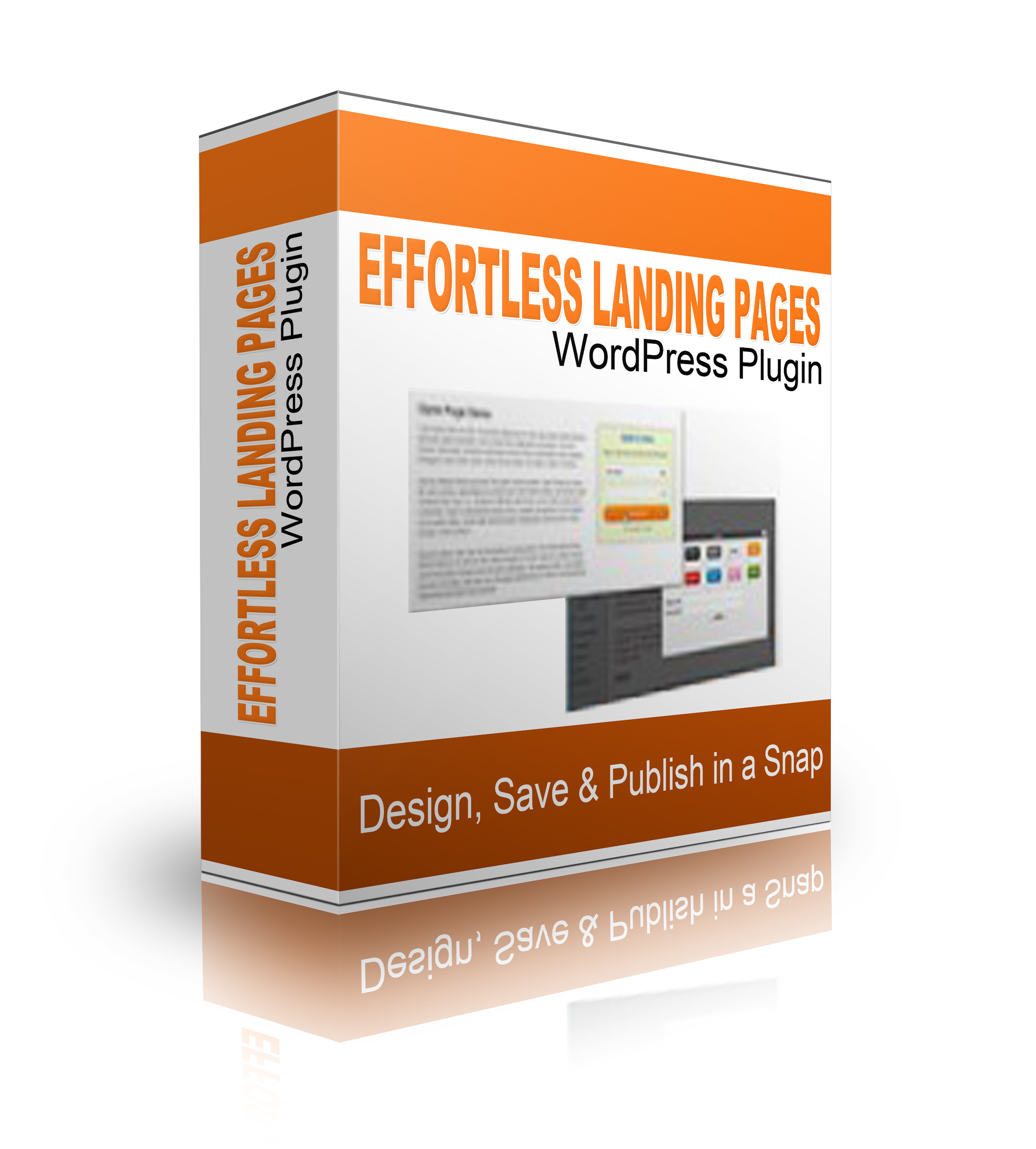 Effortless Landing Pages WP Plugin
