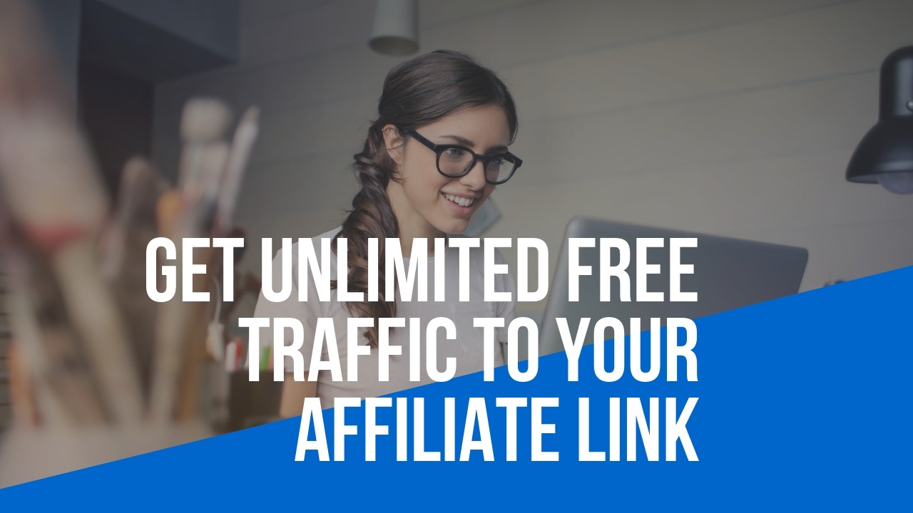 I will drive unlimited traffic and visitors to your website,  affiliate link,  referral link.