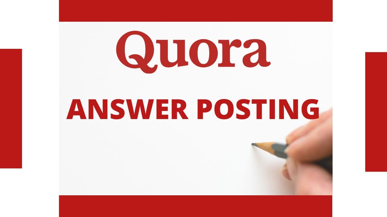 promote 30 high quality quora answers