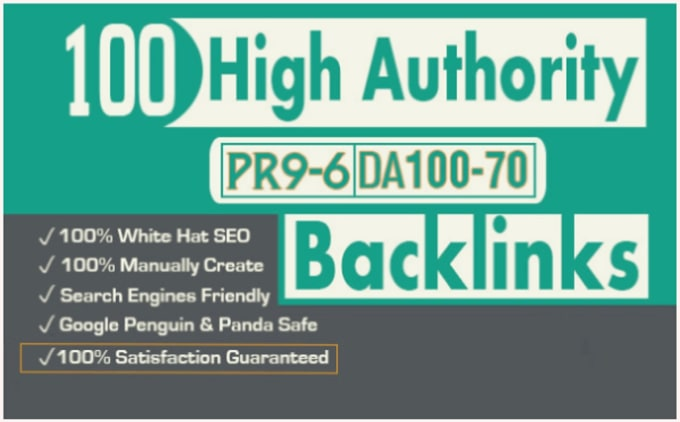 I will 100 high quality manual PA DA TF CF HomePage PBN Backlinks - Dofollow Quality Links for 5