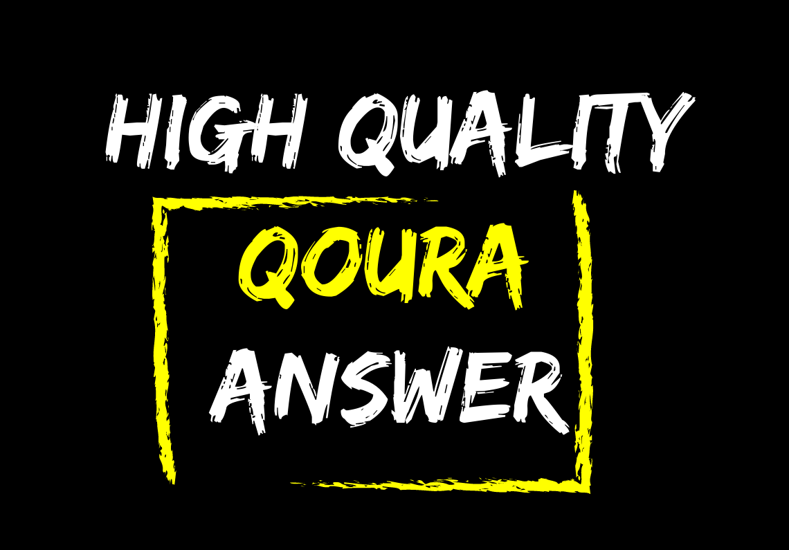Promote your website 10 unique high quality Quora Answer