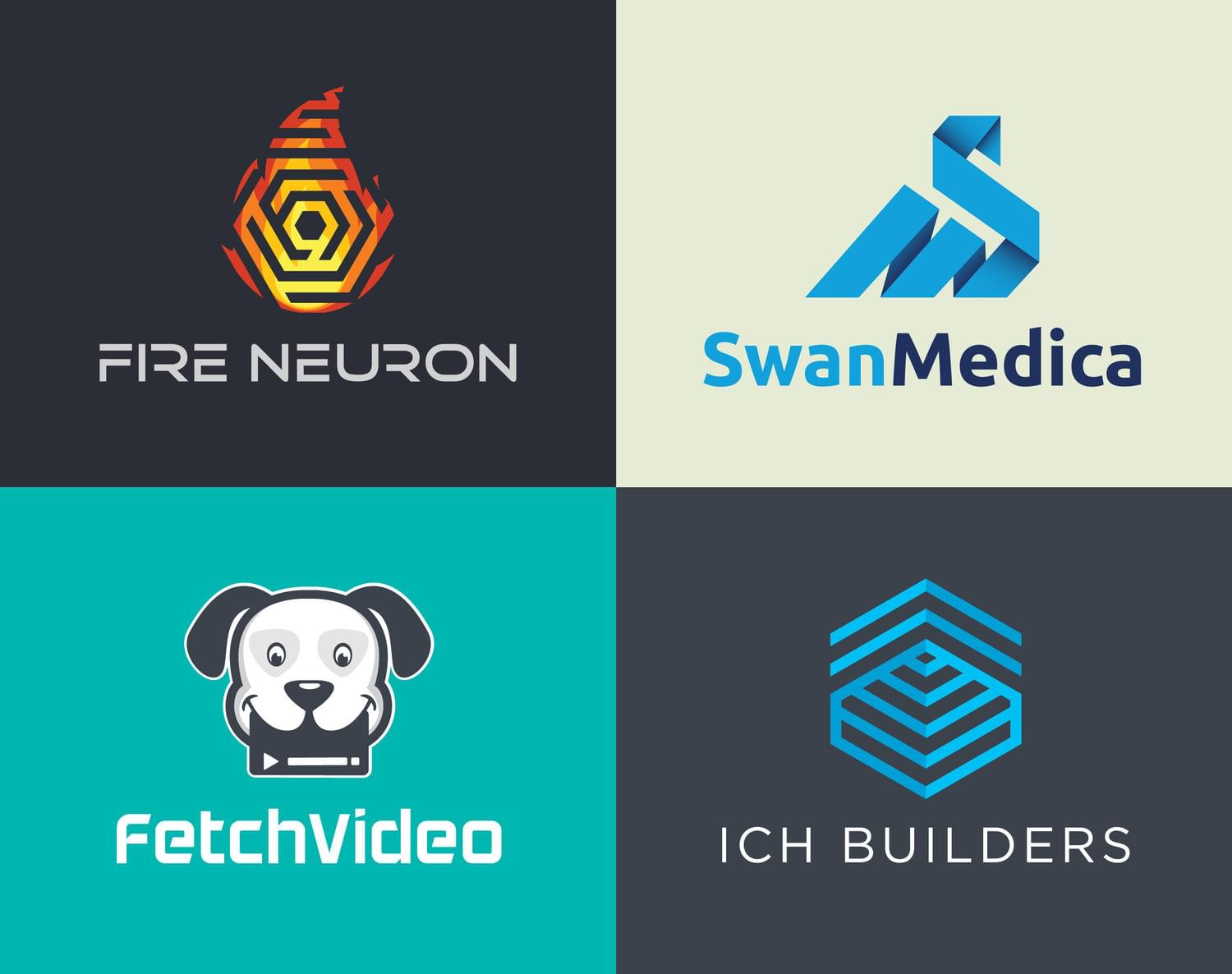 I will create a logo for you in 24hours