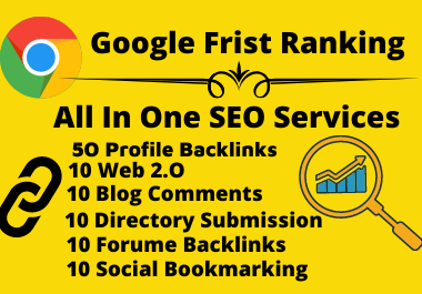 All In One SEO authority backlinks services with affordable price.