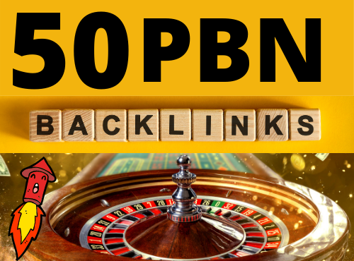 Build 50 powerful pbn backlinks on high Metrics domain