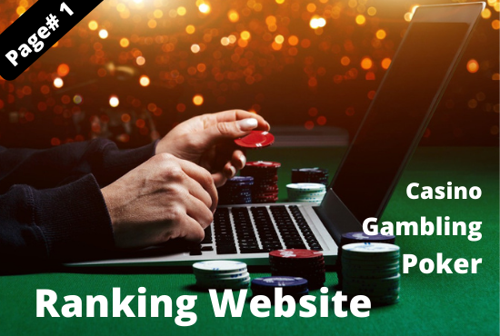 15 Homepage pnb backlinks for casino, gambling and poker betting website ranking