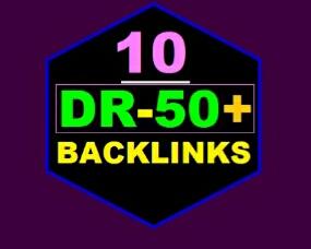 Build 10 Manual Dofollow PBN High Authority Backlinks