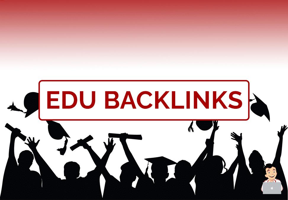 10 High domain Authority EDU profile backlinks manually created