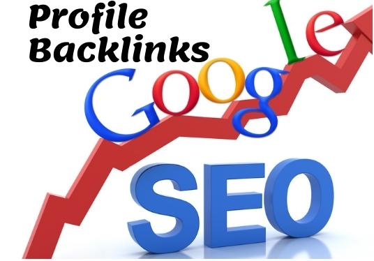 I will build 300 high authority do-follow profile backlink