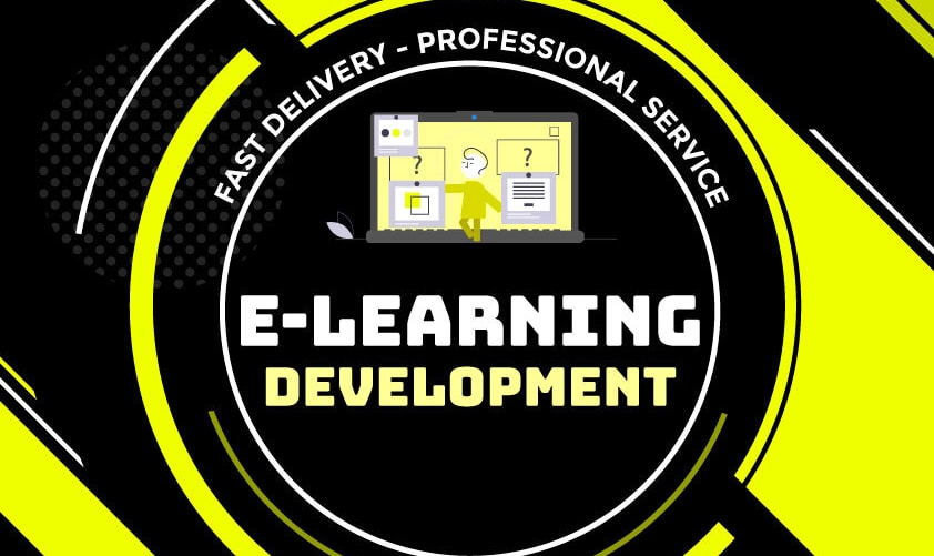 I will develop elearning course using articulate storyline,  360