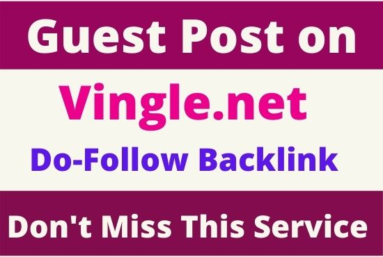 Write and Publish Guest Post on Vingle.Net With Do-Follow Backlink