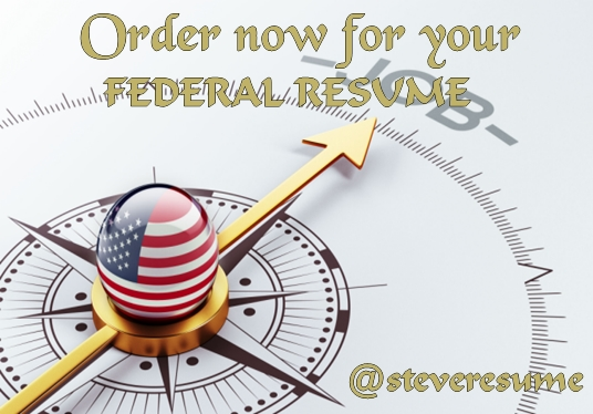 I will write a professional federal resume for your targeted usajobs