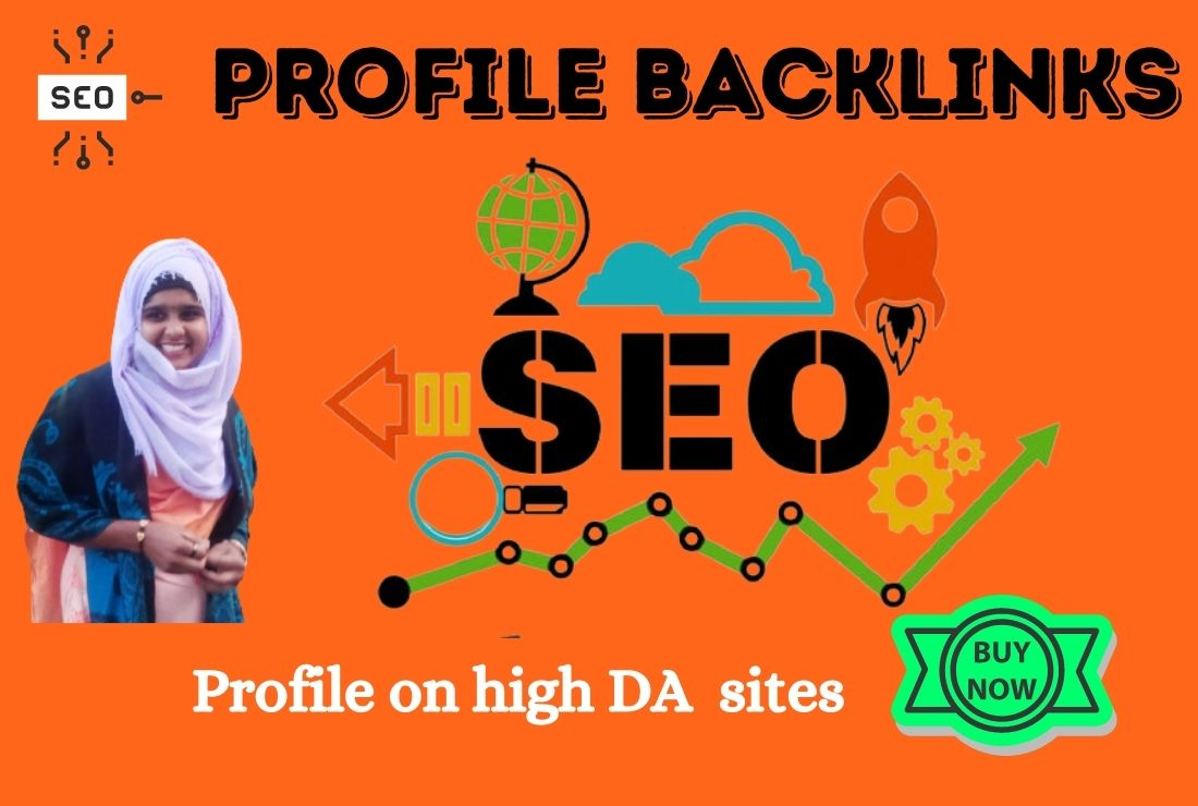 I will do 300 High Quality Profile Backlinks for off-page SEO