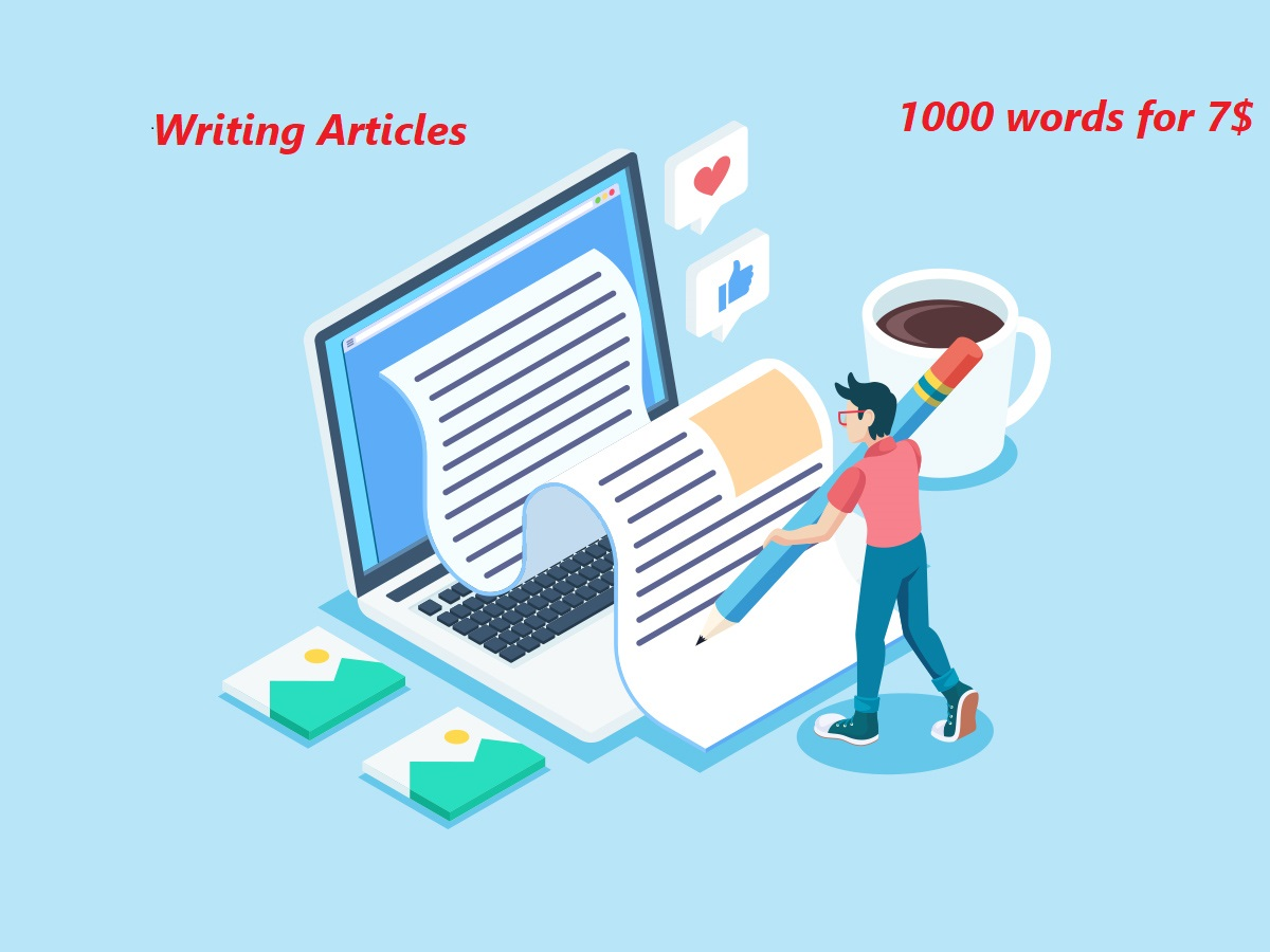 I will print an article of 1000 exclusive words
