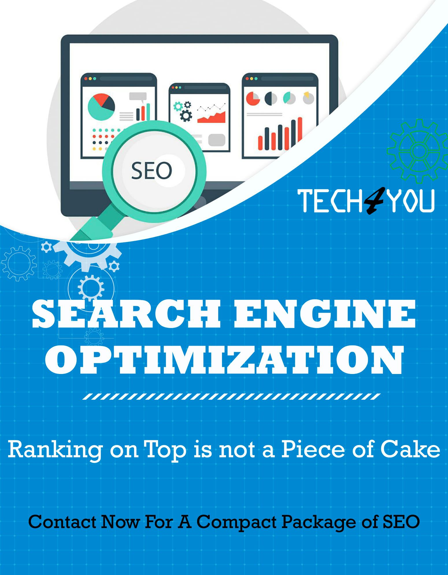 I will do complete SEO of your website to improve your search presence