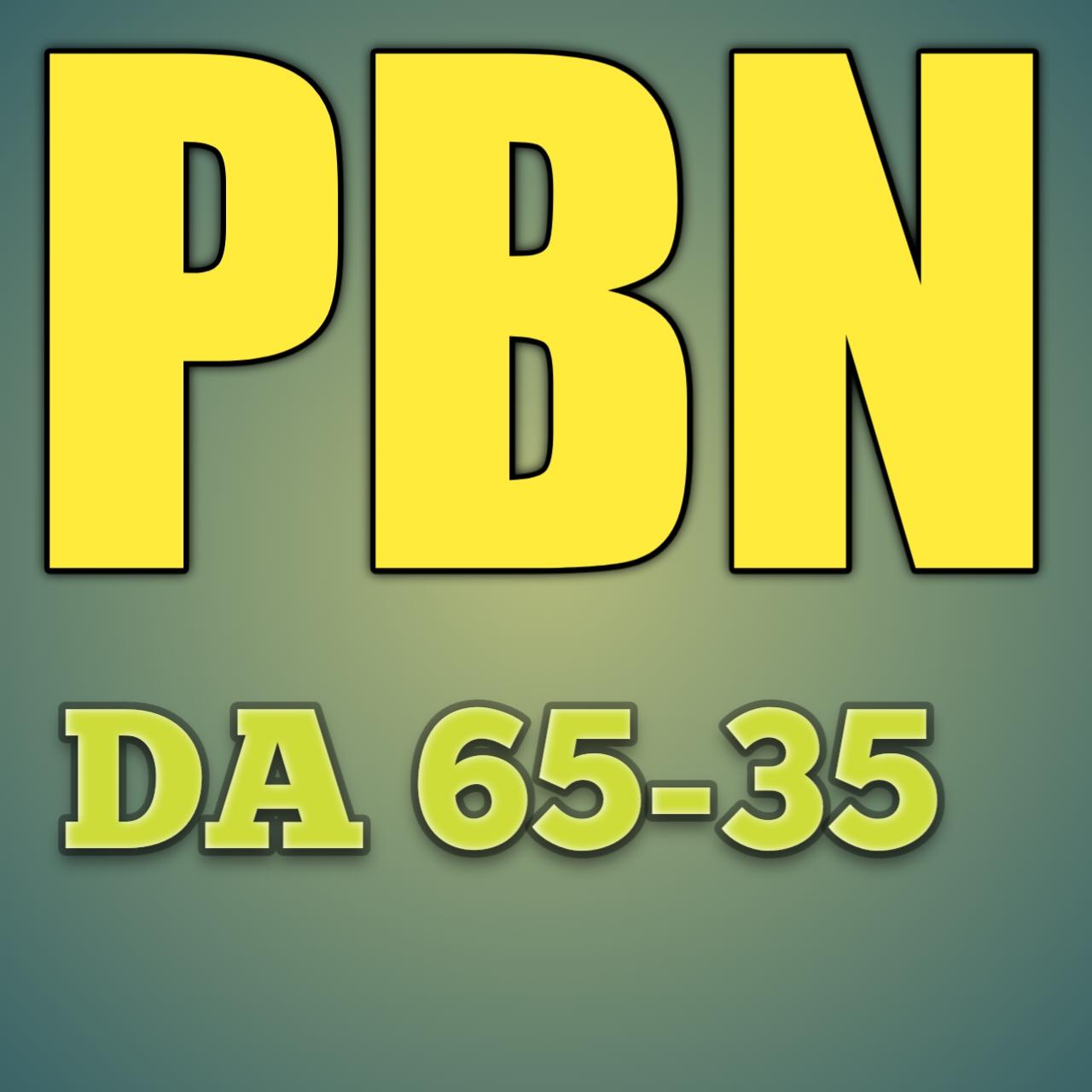 I will dooo 250 powerful pbn DA35-68 Rank your site