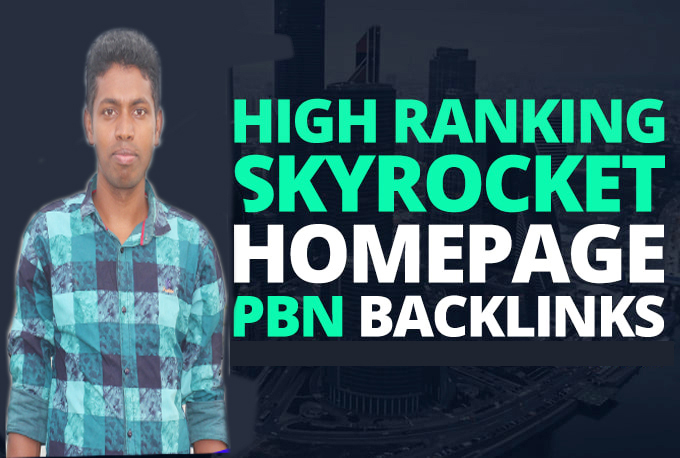 Create build 150 manual homepage pbn high quality backlinks