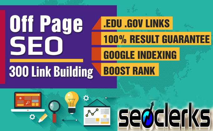 Create do 300 high quality edu gov backlinks