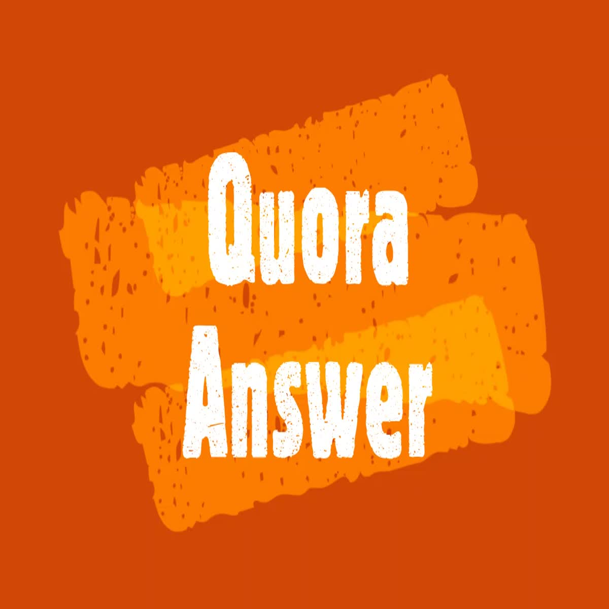Get high-quality 25 quora answer with niche-targeted backlinks