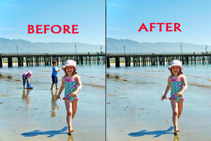 I will do background removal,  photo editing,  white,  cut out images