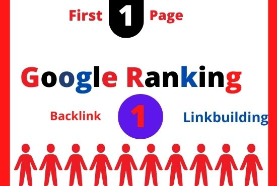 I will do guaranteed ranking your website on google first 1st page