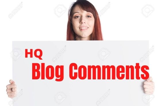 I will 50 unique domains SEO service blog comments backlinks