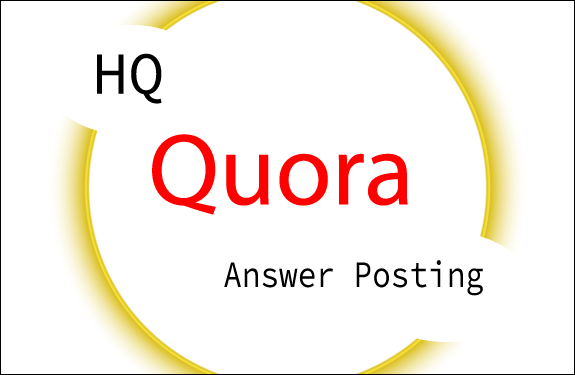 I will do 20 quora answer backlinks for your website