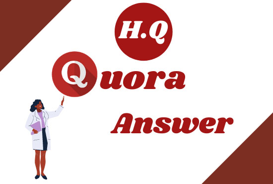 I will promote your web site with 10 high quality Quora answer