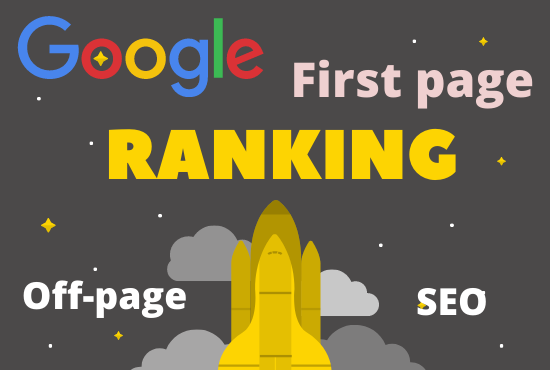 rank your website, complete monthly off page SEO service with quality backlinks