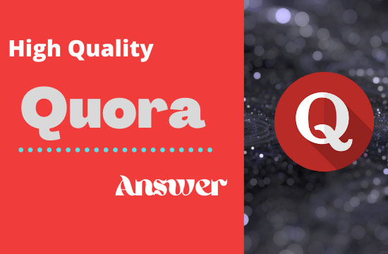 I will promote your website with 10 high quality Quora answers