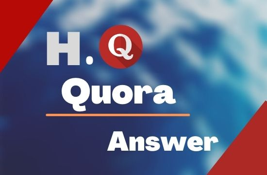 promote your web site with 5 high quality Quora answer