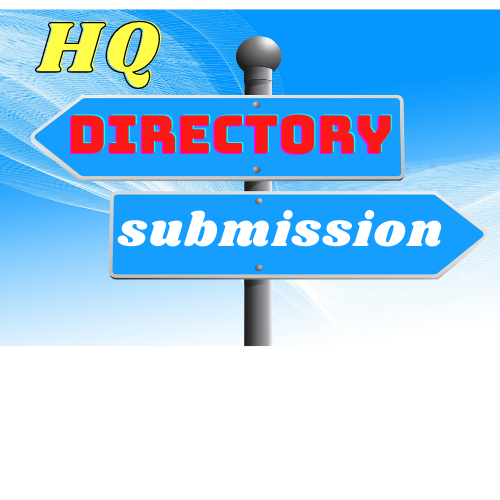 I will Provide 100 High Quality DIRECTORY SUBMISSION