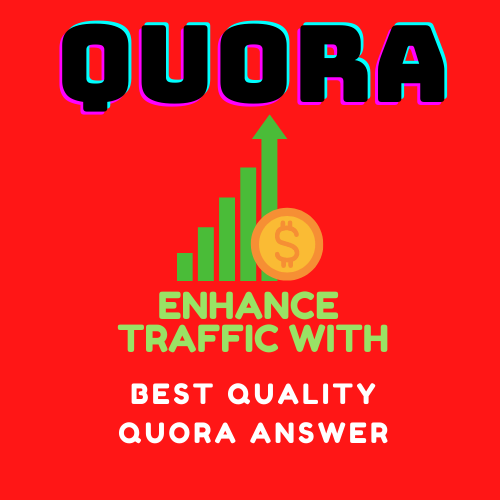 Get 5 HQ Quora Answer Backlinks