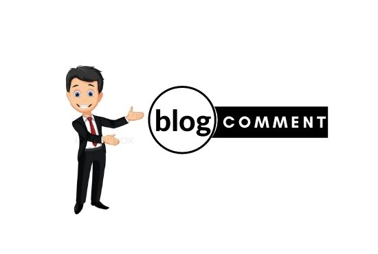I will manually create 50 high DA blog comment with backlinks for your website