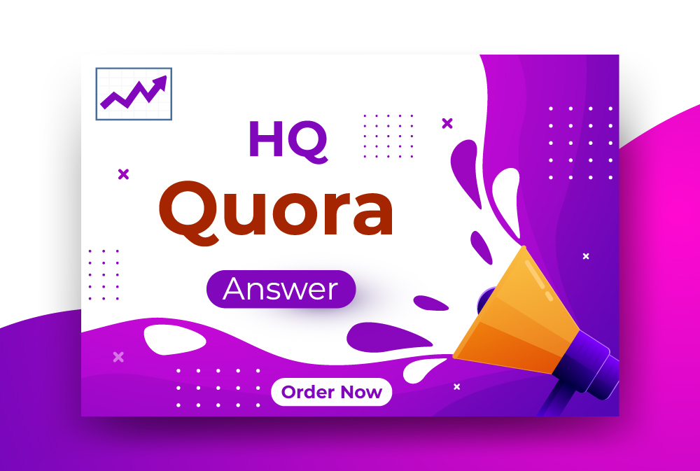 I will do 3 Quora answer posting with your Keyword & URL