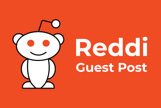 Write And Publish 10 HQ Reddit Guest Post With Clickable Link