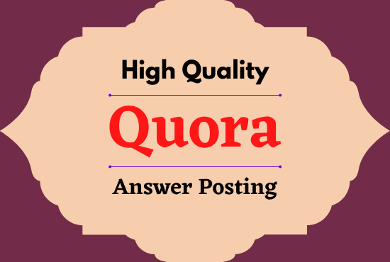 Promote your website by 5 Qualified Quora Answer