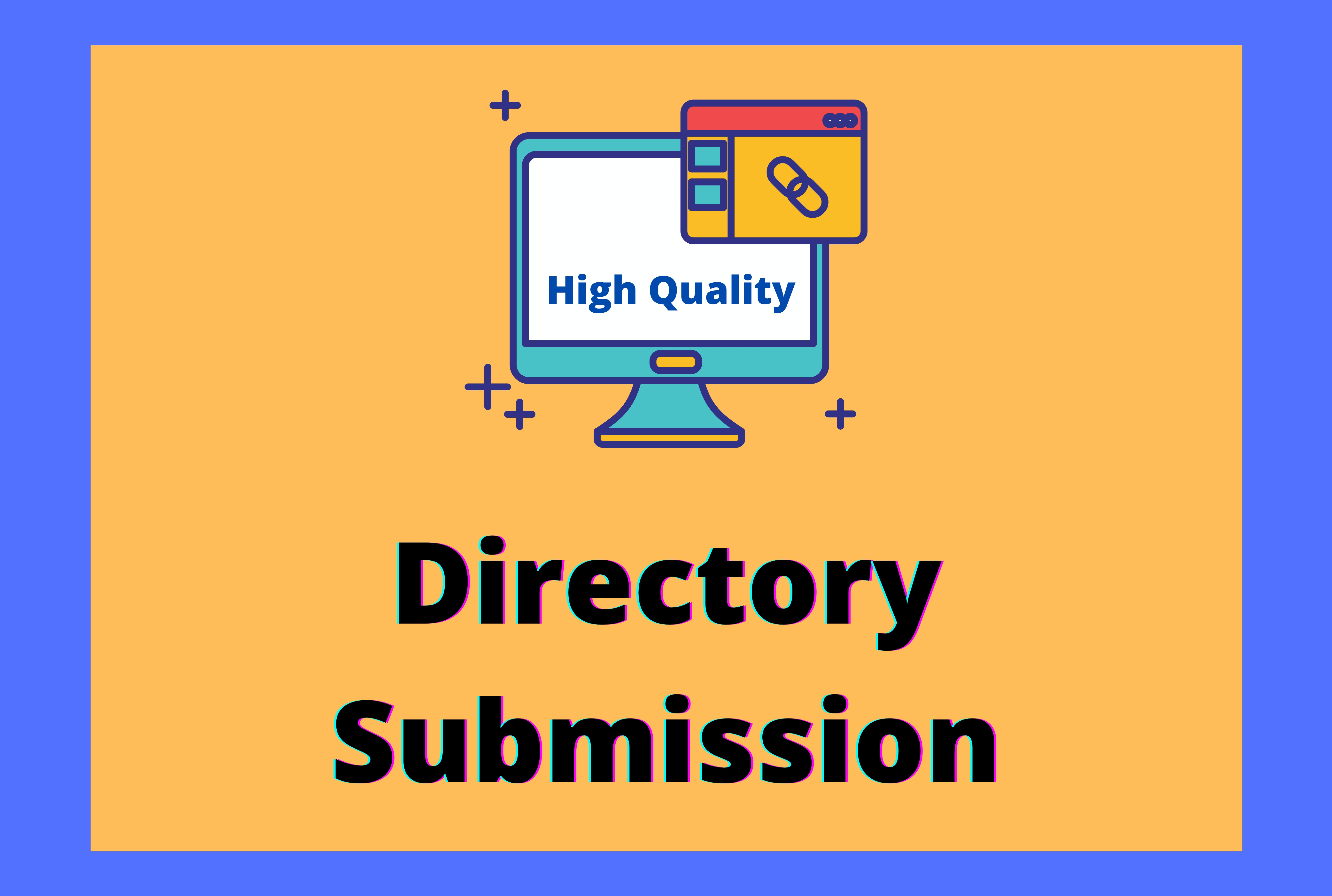 Promote Website by 100 Manual Directory Submission