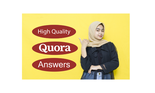 I will improve your website 10 high quality quaro answers with keyword and url