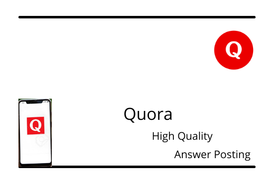 I will promot your website by 5 high quality quora answer