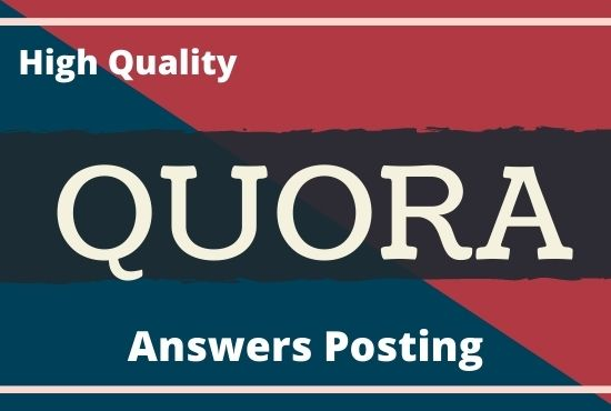 Promote Your Website 5 High-Quality Quora Answers