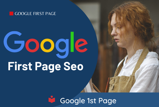 I will Do Rank Your Website on Google First Page with Guaranteed Traffic
