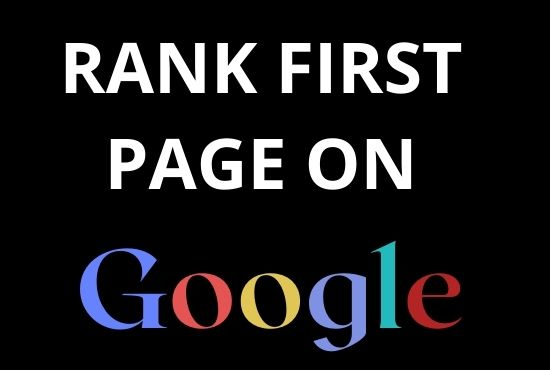 Rank Your Website for a keyword On Google First Page Or Money Back Guaranteed