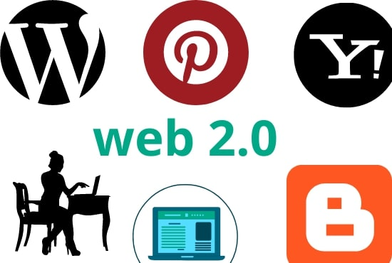 I will make and publish 10 high quality web 2.0 backlinks