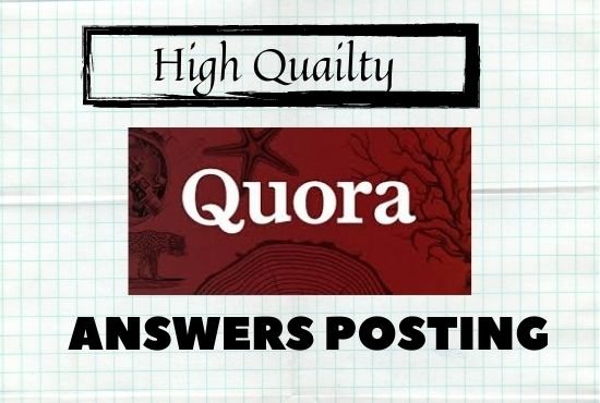 I Will provide your website with 5 HQ Targeted Traffic Quara Anwsers