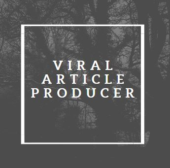 Viral Article Producer For Bloggers