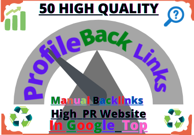 20 High authority permanent natural backlinks manual link building