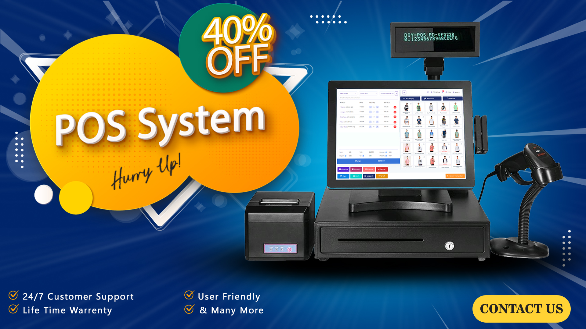 I will provide online offline sync pos software